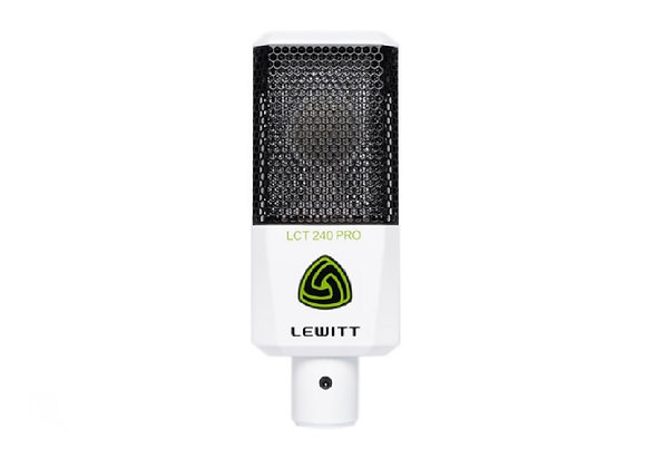 LCT 240 Pro LEWITT - Micrófono de condensador