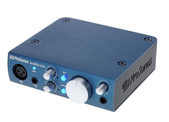 AudioBox iOne Presonus - Interface audio 1x2