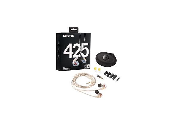 SE425-CL - Shure In-ears profesionales