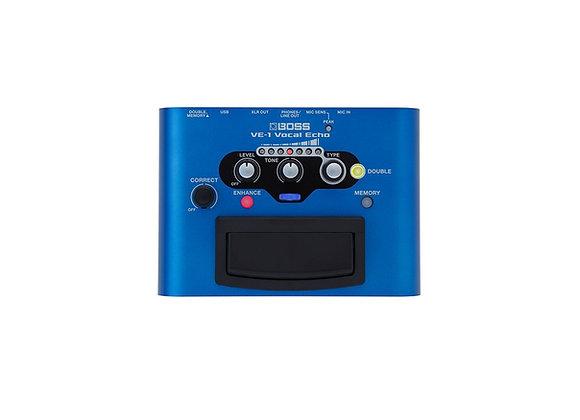 Procesador Para Efecto Vocal Echo Boss Ve-1