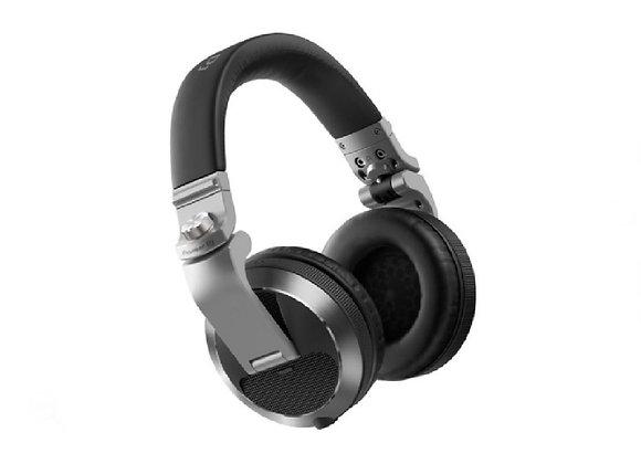 HDJ-X7 S Pioneer - Audífonos profesionales DJ circumaurales plata