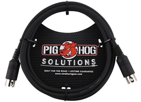 PMID03 Pig Hog - Cable MIDI 0.91 mts