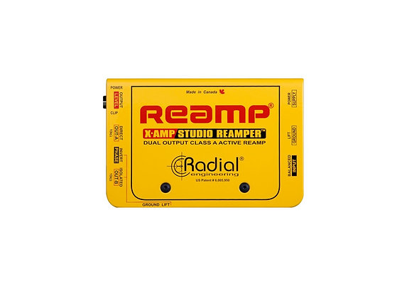 X-Amp - Radial Preamplificador de guitarra
