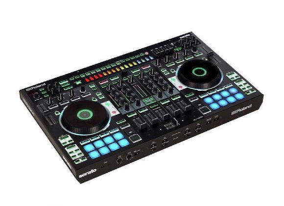 DJ-808 Roland - Controlador Dj para Serato