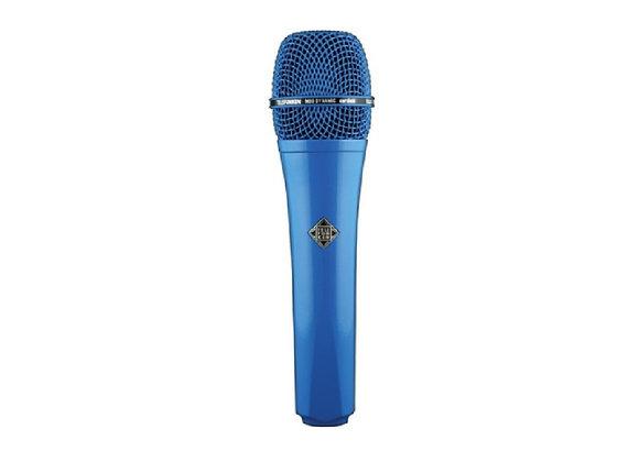 M80 Telefunken Elektroakustik - Micrófono dinámico azul