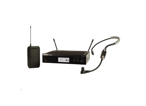 BLX14R/SM35 - Shure Sistema inalambrico de auriculares con microfono