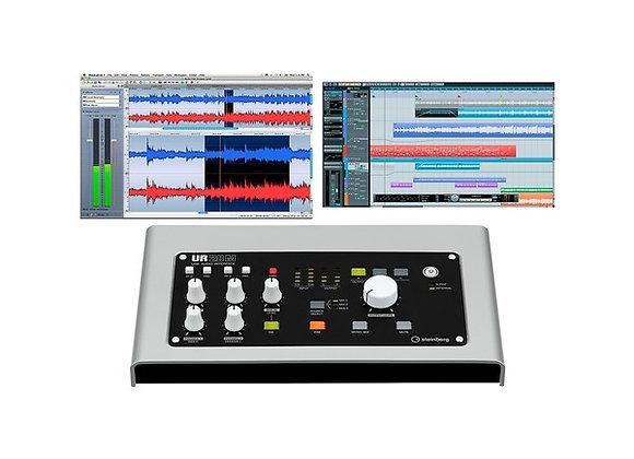 UR28M Steinberg - Interface de audio y matriz de monitoreo 3x3