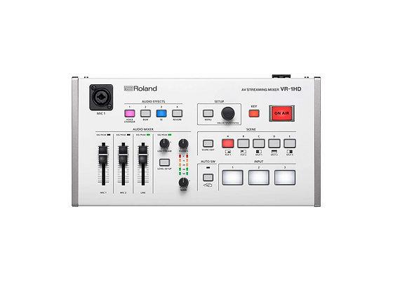 VR-1HD Roland - Mezclador de transmisión AV