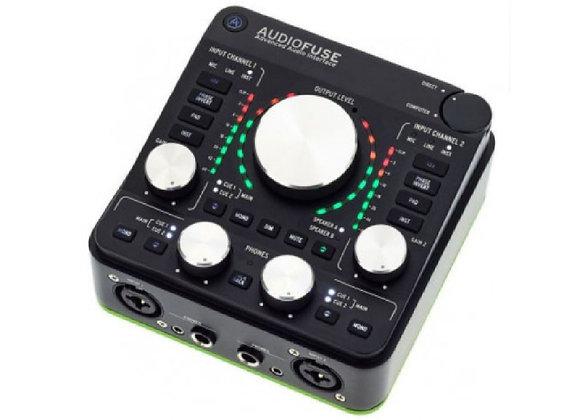 AudioFuse Deep Black ARTURIA - Interface