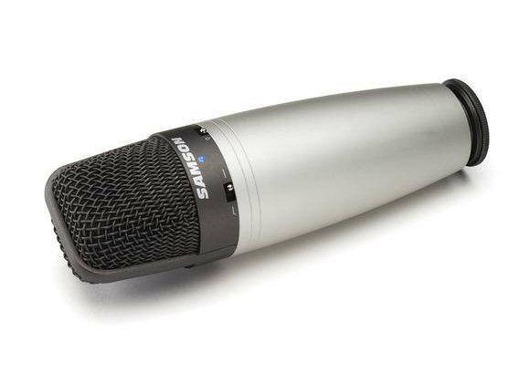 CO3 SAMSON - Micrófono condensador multipatrón