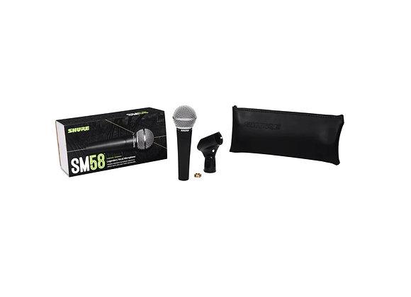 SM58 - Shure Microfono dinamico vocal