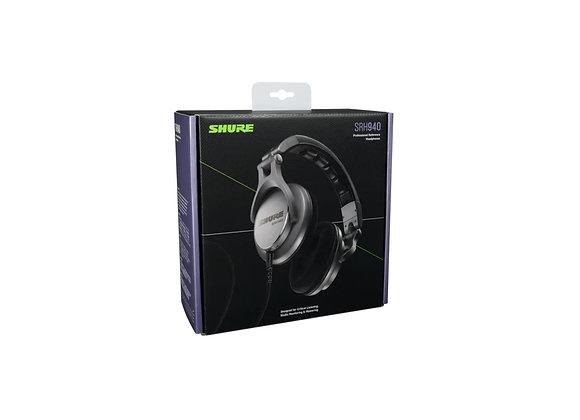 SRH940 - Shure Audfonos de referencia de estudio