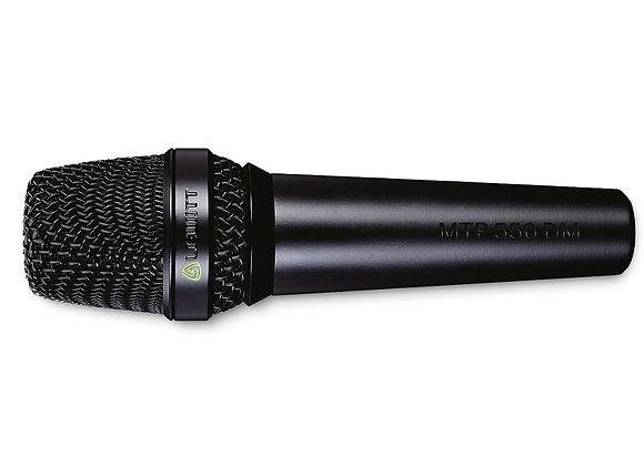 MTP 550 DM Lewitt - Micrófono vocal de mano