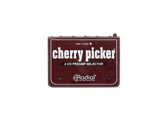 Cherry Picker - Radial Conmutador de preamplificadores