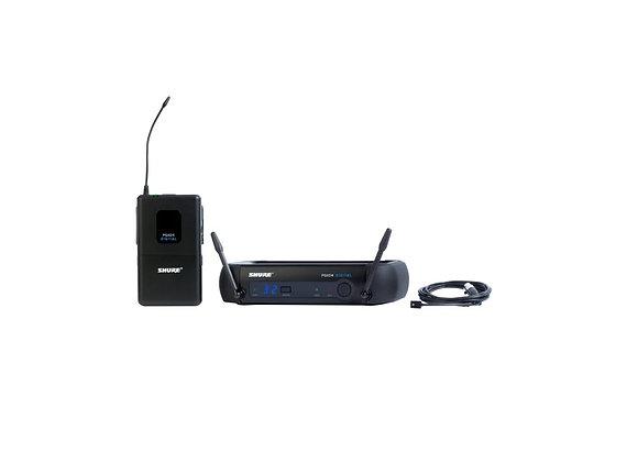 PGXD14/93 - Shure Sistema Inalambrico Lavalier