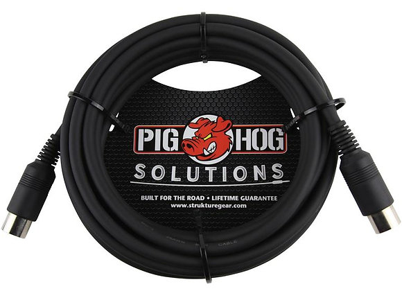 PMID15 Pig Hog - Cable MIDI 4.5 mts