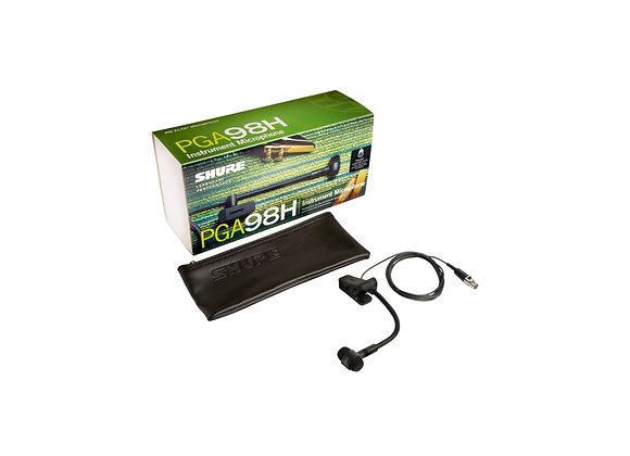 PGA98H-TQG - Shure Microfono condensador cardioide