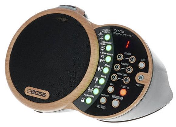 DR-01S BOSS - Percusión electrónica/Caja de ritmos con bocina