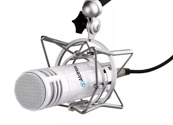 BC800 Alctron - Micrófono para radio, broadcasting