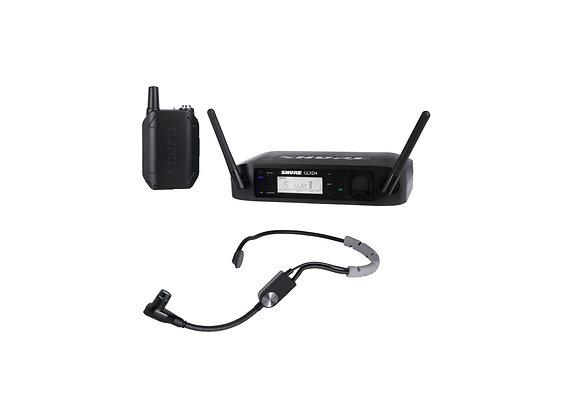 GLXD24/SM35 - Shure Sistema inalambrico digital con microfono de diadema