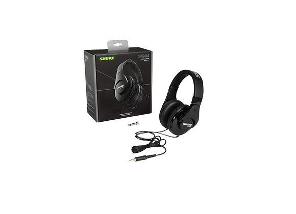 SRH240A - Shure Audifonos de calidad profesional