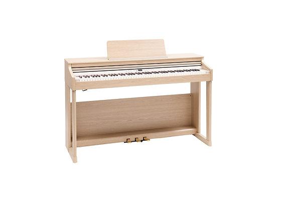RP701-LA Roland Piano Digital Premium color roble blanco