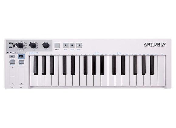 KeyStep ARTURIA - Teclado controlador MIDI secuenciador 37 teclas