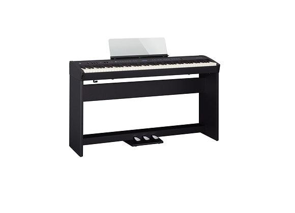 FP-60-BK-C Kit Piano Digital Color Negro