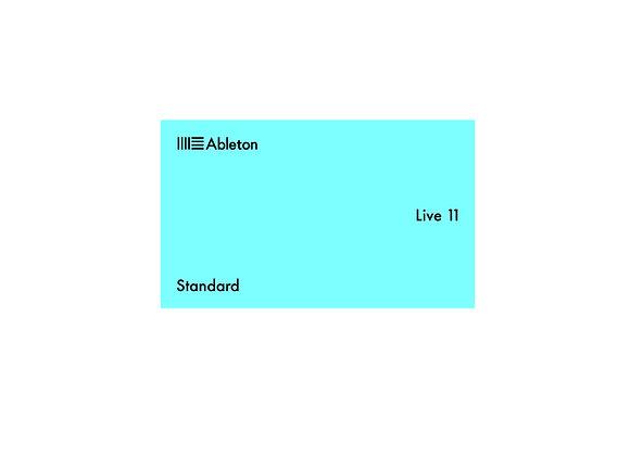 Ableton Live 11 Standard EDU - Licencia software