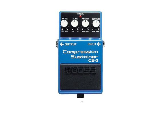 Cs-3 Pedal Compression Sustainer Boss
