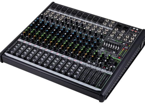 Profx16V2 Mackie - Mezcladora 16 canales con efectos