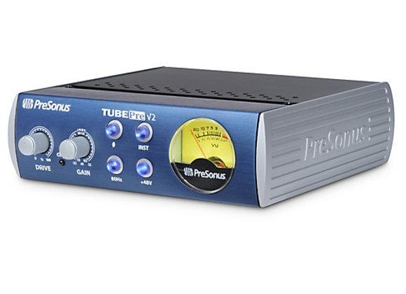 TubePre V2 PRESONUS - Preamplificador de tubo