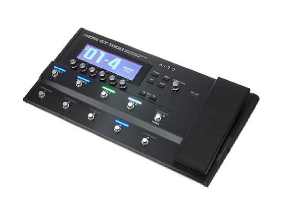 GT-1000 BOSS - Procesador efectos para guitarra
