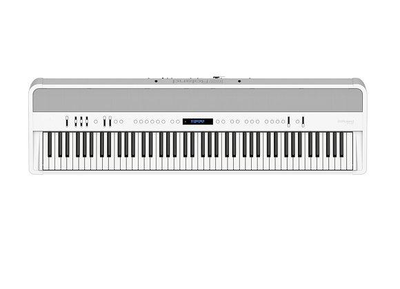 FP-90WH Roland Piano Digital 88 teclas color blanco