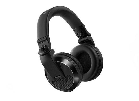 HDJ-X7 K Pioneer - Audífonos profesionales DJ circumaurales negro