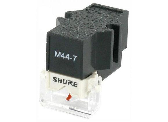 M44-7 SHURE - Fonocaptor con aguja para scratch