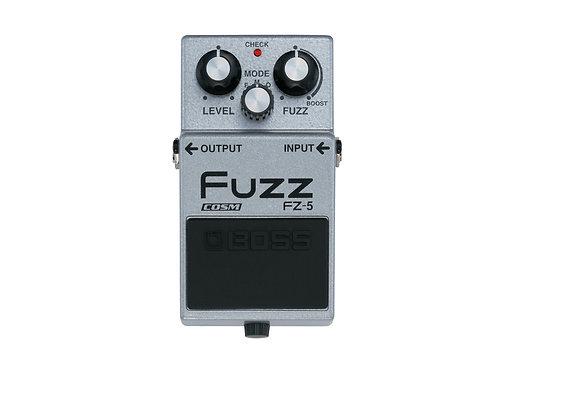 FZ-5 BOSS Pedal compacto Fuzz