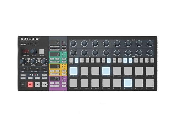 BeatStep Pro Black Edition ARTURIA - Controlador MIDI pads/secuenciador