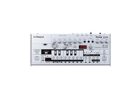 TB-03 Roland - Sintetizador de bajos