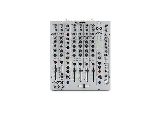Xone 96 Allen & Heath - Mezcladora DJ 6 canales