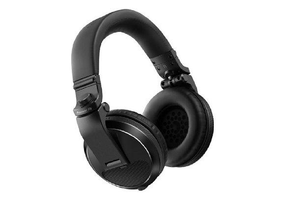 HDJ-X5 K Pioneer - Audífonos DJ circumaurales negro
