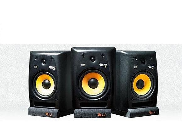 MONITOR PAD - Bases acusticas para par de monitores