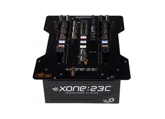 Xone 23C Allen & Heath - Mezcladora DJ 2 canales con interface de audio