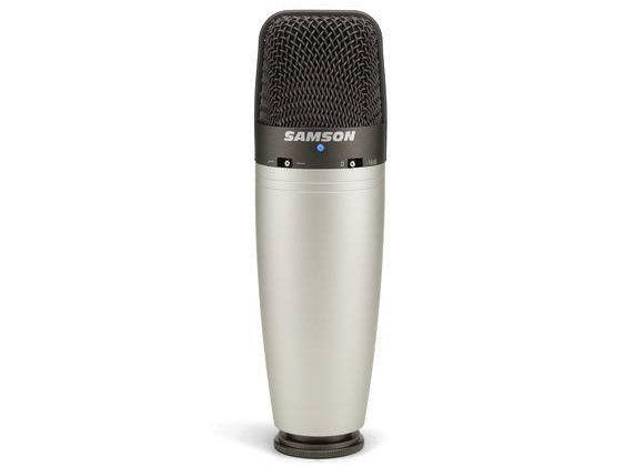 CO1 SAMSON - Micrófono condensador