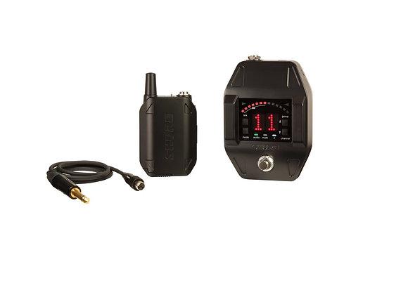 GLXD16 - Shure Sistema inalambrico con receptor digital de pedal