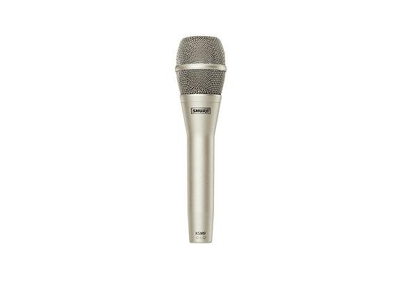 KSM9 SL - SHURE Microfono condensador