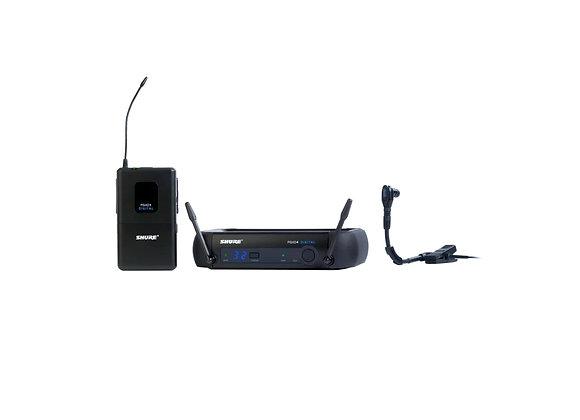 PGXD14/BETA98H - Shure Sistema Inalambrico de Instrumento