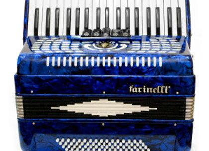 Teclas Azul 3780 5 Registros FARINELLI