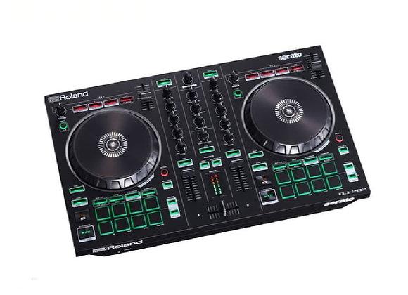 DJ-202 Roland - Controlador Dj para Serato
