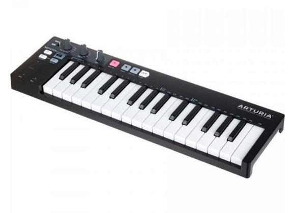 KeyStep Black Edition ARTURIA - Teclado controlador MIDI secuenciador